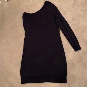 Michael Kors one sleeve sweater dress
